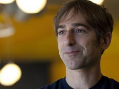 Zynga CEO Mark Pincus.