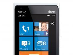 The Nokia Lumia 900 is an attractive phone at a good price, but still trails in the app race.