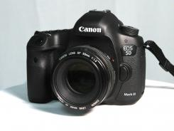 Canon's 5D Mark III.