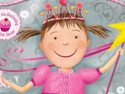 In 'Siverlicious,' kids control Pinkalicious, a beloved literary character, as she collects Easter eggs.