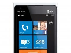 The Nokia Lumia 900.