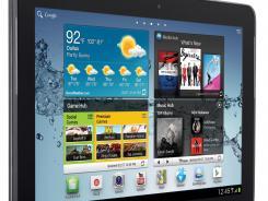 The Samsung Galaxy Tab 2, 10-inch version.