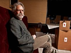 Grateful Dead guitarist Bob Weir