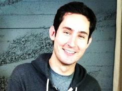 Kevin Systrom is the co-founder and CEO of Instagram. This photo was taken on an iPhone and enhanced with an Instagram filter.