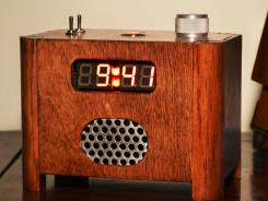 The Ramos alarm clock.