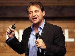 Peter Diamandis is co-founder of Planetary Resources.