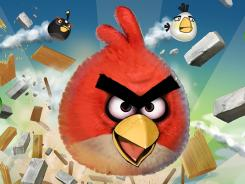 'Angry Birds' is one of the most popular games on the Web, but it doesn't rank well in a new privacy study.