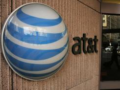 AT&T corporate headquarters in San Antonio, Texas.