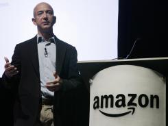 Amazon CEO and founder Jeff Bezos.