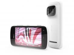 The Nokia 808 PureView has a 41-megapixel camera.