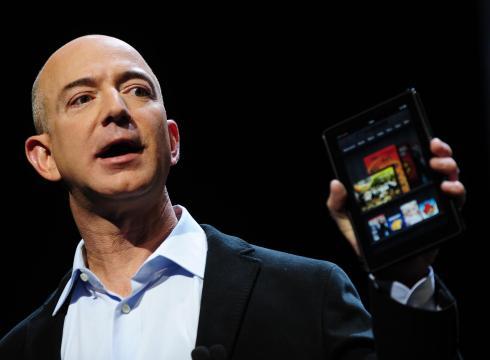 Amazon CEOジェフ・ベゾスが語る、世界の市場を激変させたAmazonを ...