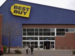 A Denver man claims a Best Buy employee posted on his Facebook page after he exchanged a cell phone.
