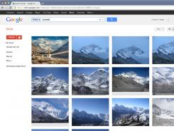 A screenshot of Google Drive accessed through a Web browser.