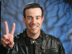 Carson Daly, host of 'The Voice' and 'Last Call,' steers clear of public social networks.