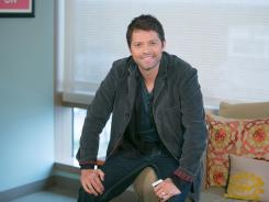 Actor Misha Collins.
