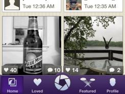 A screenshot of Flixel's homepage.