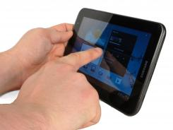 The Samsung Galaxy Tab 2 7.0
