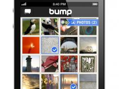 The Bump app now lets you share photos between your phone and computer.