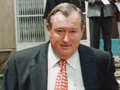 Kenyan-born paleoanthropologist Richard Leakey.