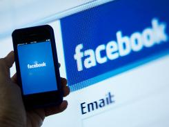 Facebook is letting its nearly 1 billion users vote on a new privacy policy.