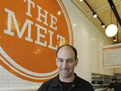 Founder: Jonathan Kaplan at The Melt in San Francisco.