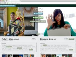 Airtime is a social-video site created by Napster co-founders Sean Parker and Shawn Fanning.