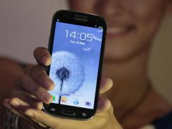 Apple is suing Samsung for its plan to sell the Galaxy S III, the latest smartphone in the company's Galaxy lineup.