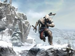 'Assassin's Creed III' will be out in October.