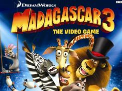 In 'Madagascar 3: The Video Game,' kids visit the Big Top to play circus mini-games with the animals and go on adventures across the cities of Europe.