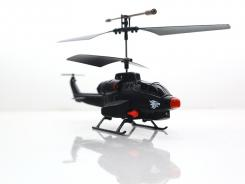 Griffin's Helo TC Assault is a toy helicopter that can launch missiles mid-flight.
