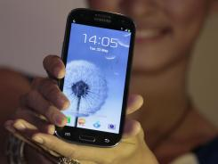 Before it launched in May, the Samsung Galaxy S III, the latest smartphone in the company's Galaxy lineups, was top secret. Its developers could not tell their families what they were working on.