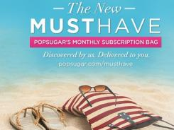 Subscribers to the 'Must Have' service are home-delivered a monthly potpourri of fashion, health, beauty and home decor items in a unique bag.