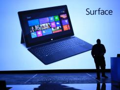 Microsoft CEO Steve Ballmer reveals Surface.