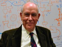 Computer scientist Ivan Sutherland, of Portland State University, has won Japan's annual Kyoto Prize for his contributions to computer graphics technology.