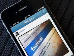 Facebook bought photo-sharing app Instagram for about $1 billion.