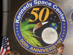 Kennedy Space Center opened July 1, 1962, as NASA's Launch Operations Center during the space race with the Soviet Union.