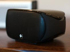 The Logitech Mini Boombox.