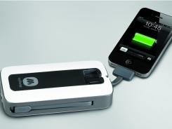 The myCharge Peak 6000 Rechargeable Power Bank.