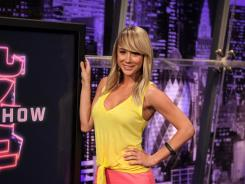 Sara Underwood is a host of G4's 'Attack of the Show.'
