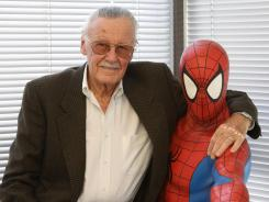 Stan Lee spoke with Jefferson Graham about his tech habits.