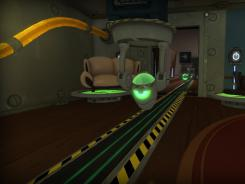 In 'Quantum Conundrum,' players manipulate four dimensions to make their way through a series of puzzles.