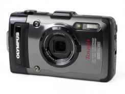 The Olympus Tough TG-1.
