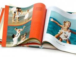 Photo book sites have attractive templates you can use to fill your books, so they require a lot less artistic talent and time to produce a good result.