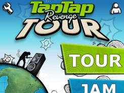 Get your groove on with 'Tap Tap Revenge: Tour,' the latest in Disney Mobile's iOS game series.
