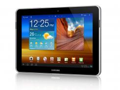 Germany accepted the modified design of Samsung's Galaxy Tab 10.1N to bypass a sales ban there. Originally, the court at Dusseldorf ruled the tablet was too similar to Apple's iPad.