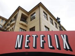 Netflix headquarters in Los Gatos, Calif.