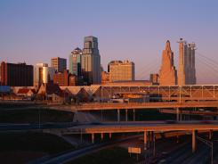 Google wired Kansas City for its new 'gigabit' Internet service.