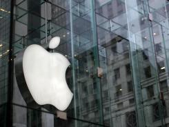 Apple bought AuthenTec Inc for about $356 million.