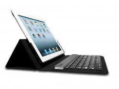 The KeyFolio Expert case transforms your iPad into a laptop, improving on Apple's own Smart Cover.