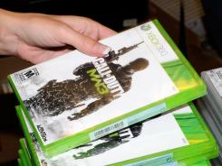 An Ohio teen was so caught up in his game of 'Modern Warfare 3' on Xbox that he made himself sick.